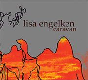 Caravan album cover - Lisa Engelken