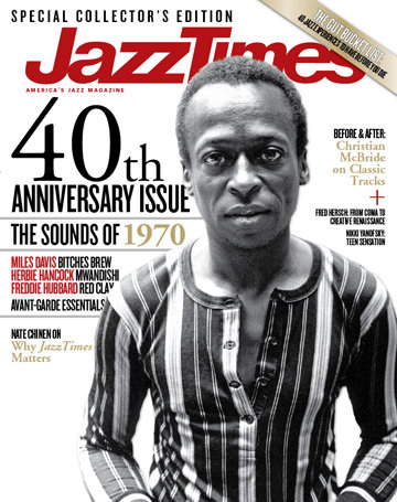 Jazz Times - cover - September 2010